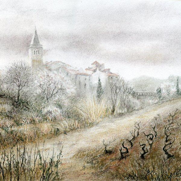 St. Laurent de la Cabrerisse