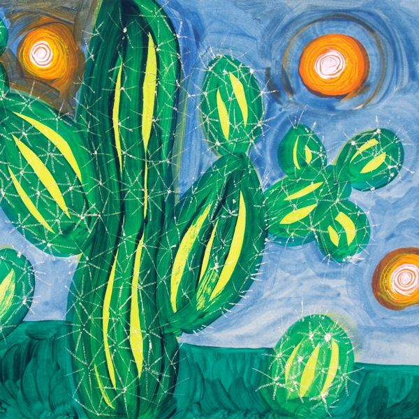 Juggling Cactus