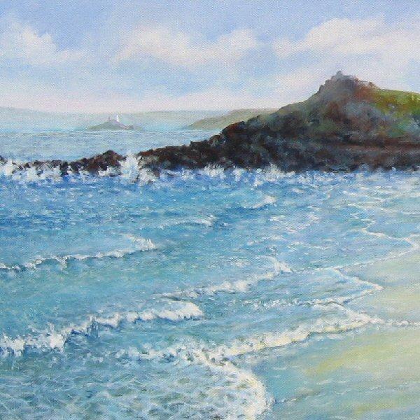 Porthmeor Beach to Godrevy Light