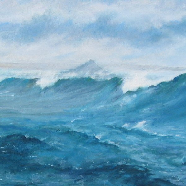 Storm in Mounts Bay