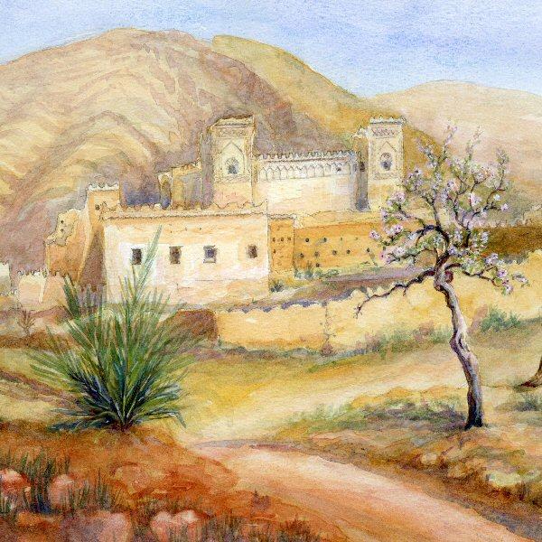 Kasbah Taliouine