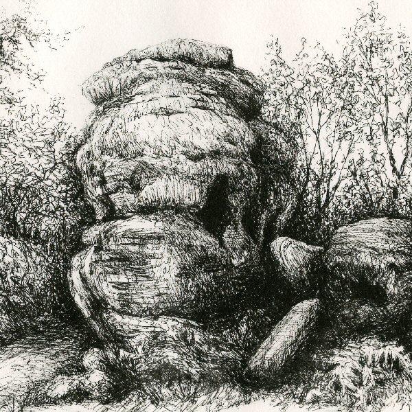 Brimham Rocks 2