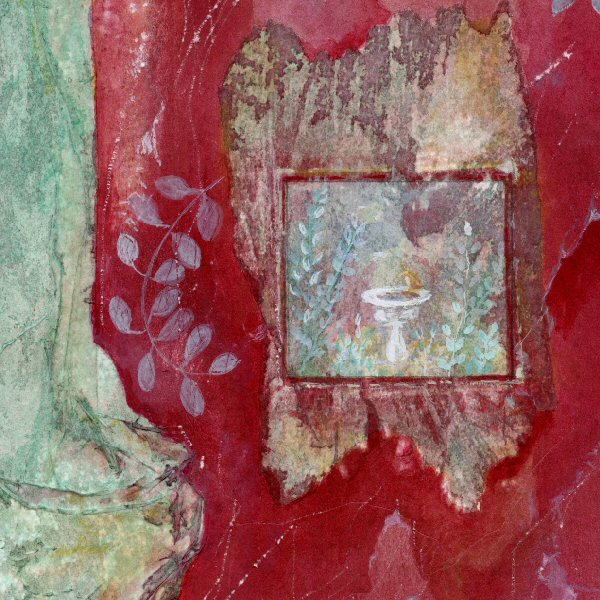 Red and Green, Pompeii